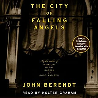 The City of Falling Angels cover art
