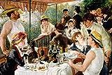 1art1 Pierre Auguste Renoir - Das Frühstück Der Ruderer,
