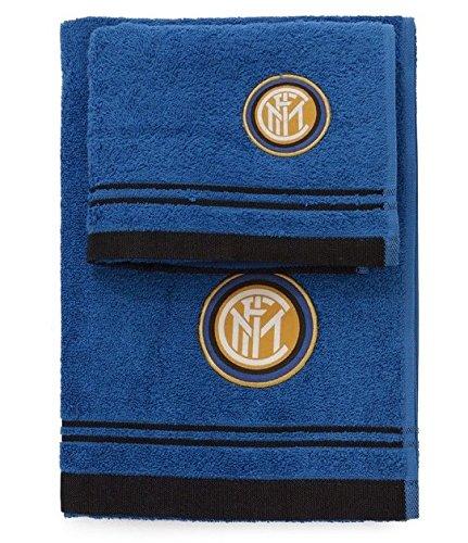 Frottierset 2 Stück 1 + 1 Gästehandtuch 40 x 60 + Handtuch 60 x 100 offiziell Inter...