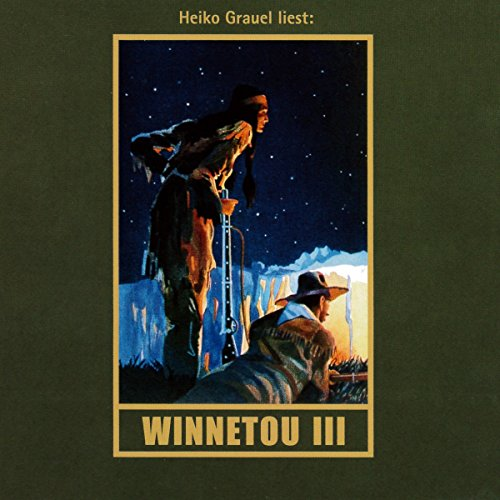 Winnetou III cover art