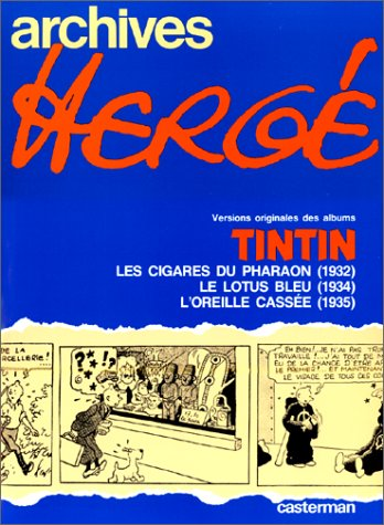Archives 3 tintin