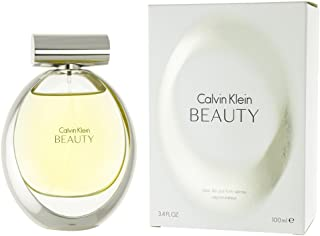 Calvin Klein Beauty Eau De Parfum Spray for Women, 100 ml / 3.4 Fl Oz
