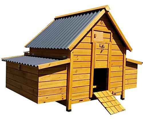 Hühnerhaus ECO