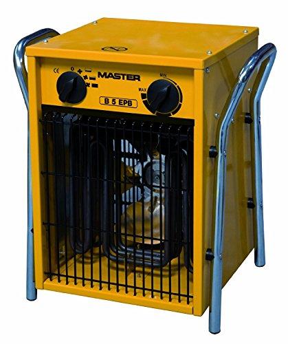 Master elektrische kachel B 5 EPB 5 kW tot 85 m3