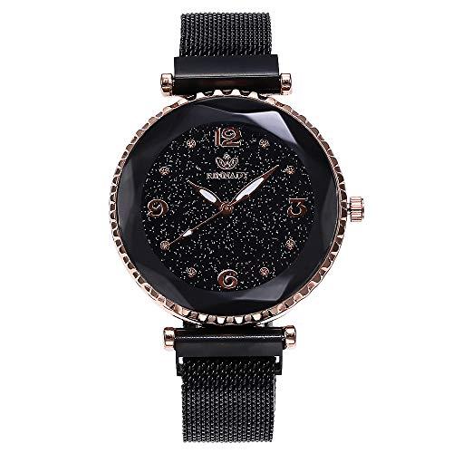 Deseo de señoras Reloj de Cuarzo Pulsera Reloj de Cuarzo Simple calibración...