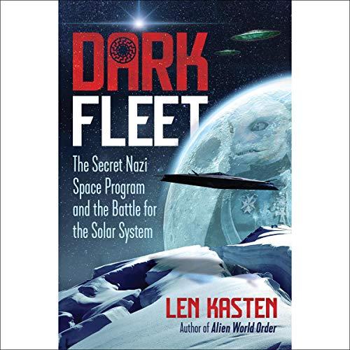 Dark Fleet Audiobook By Len Kasten cover art