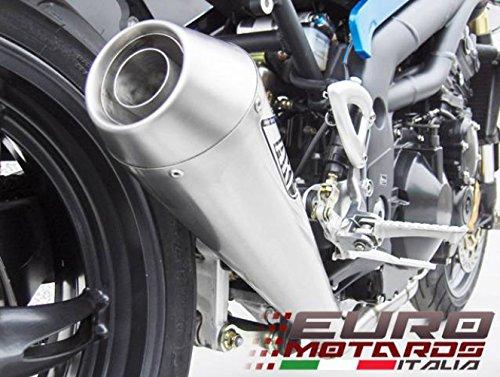 Triumph Speed Triple 2005-2006 Zard Impianto Scarico Completo Full Titanio System Exhaust