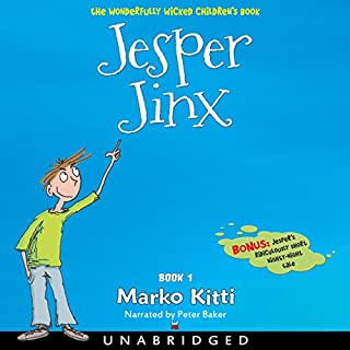 Jesper Jinx                   By:                                                                                                                                 Marko Kitti                               Narrated by:                                                                                                                                 Peter Baker                      Length: 1 hr and 17 mins     2 ratings     Overall 4.5