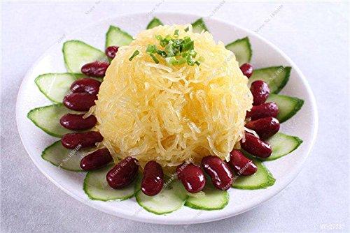 Rare Bonsai graines de citrouille Cucurbita fil d'or de citrouille Jardin Serre semences de légumes biologiques Bon pour cuisson 20 Pcs / Sac 10