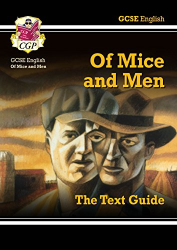 GCSE English Text Guide - Of Mice & Men (English Edition)