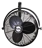 Air King 9020 1/6 HP Industrial Grade Wall Mount Fan,...