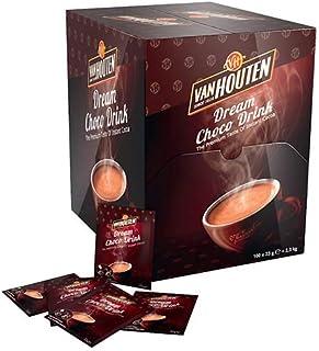 Van Houten Ready Mix Chocolate Drink Sachet 100X23G