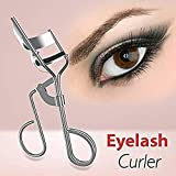 Eye Lashes Curler with Accessories - Free Tweezers and Eye Brow Brush - Scuddles