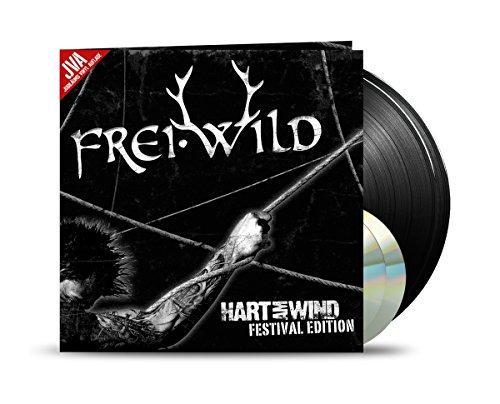 Hart am Wind (JVA - Jubiläums Vinyl Auflage) [Vinyl LP]