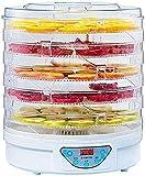 SHKUU Máquina deshidratadora Alimentos, deshidratador Alime