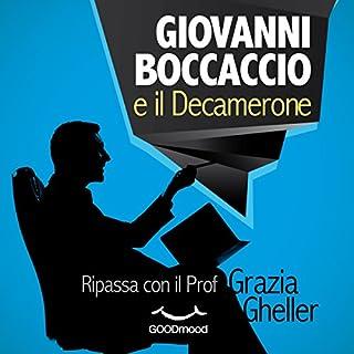 Giovanni Boccaccio e il Decamerone copertina