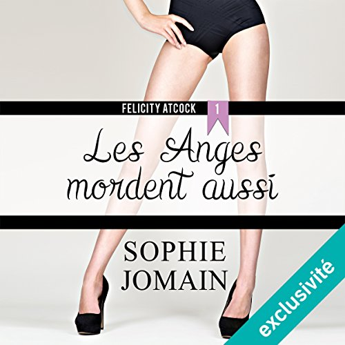 Les anges mordent aussi audiobook cover art