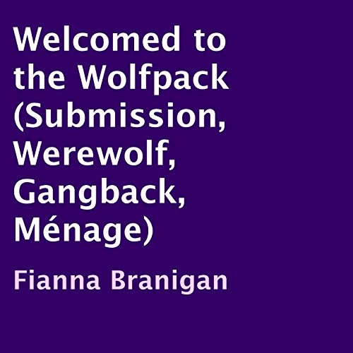 Welcomed to the Wolfpack audiobook cover art