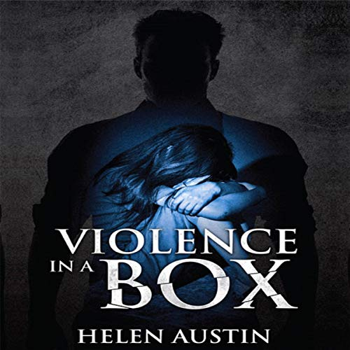 Violence in a Box audiobook cover art
