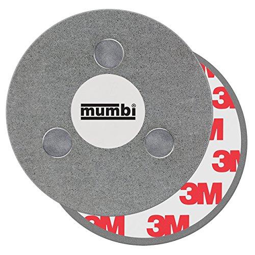 Mumbi Magneetbevestiging voor rookmelders magneetbevestiging voor gladde oppervlakken