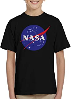 NASA The Classic Insignia Kid's T-Shirt