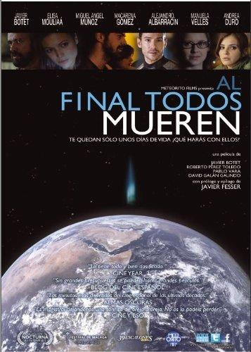 Al Final Todos Mueren (Region 2) by Manuela Vell?s