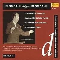 Symphony No. 3 by KARL-BIRGER BLOMDAHL (2013-11-25)