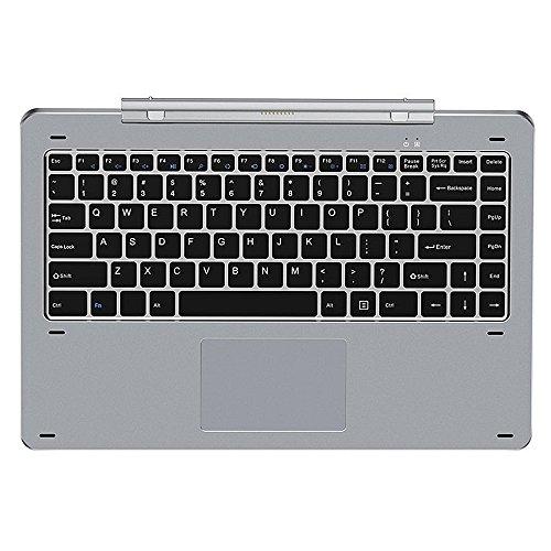 CHUWI Hi13 Original Metall Rotation Tastatur mit magnetischen Docking für 13,5 Zoll Tablette (Tastatur)