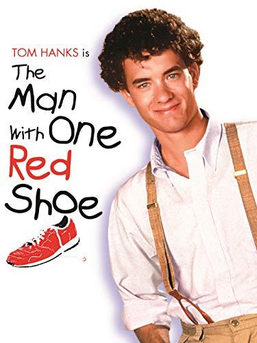 Lhomme à la chaussure rouge