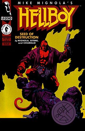 Hellboy: Seed of Destruction #1 (English Edition)