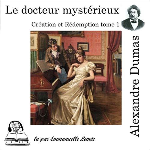 『Le docteur mystérieux』のカバーアート
