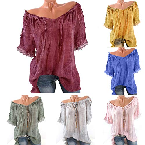 hood lace top - 4