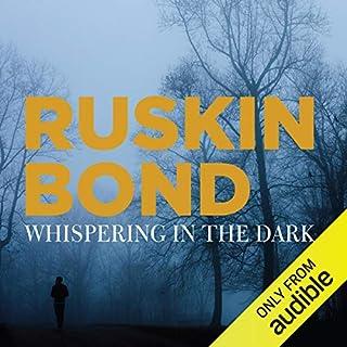 Whispering in the Dark audiobook cover art