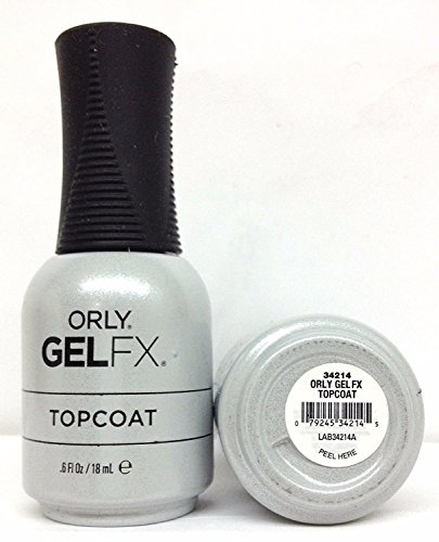 GEL FX Top Coat Salon Vernis à ongles 18 ml