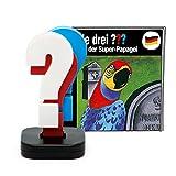 tonies Hörfigur für Toniebox, Die DREI ??? – Der Superpapagei (Limited), Hörspiel für Kinder ab 8 Jahren, Spielzeit ca. 50 Minuten