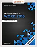 MindTap Computing, 1 term (6 months) Printed Access Card for Vermaat's Shelly Cashman Series Microsoft Office 365 & Word 2016: Comprehensive