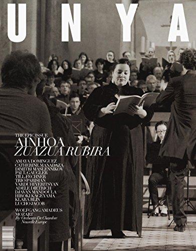 UNYA EPIC ISSUE AINHOA ZUAZUA RUBIRA (English Edition)