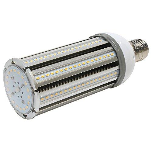 fastconLIGHTS LED Cornlight E40 A+ aus Aluminium mit 54 Watt 5700 lm neutralweiß Lampe Leuchtmittel Kornlampe Maiskolben-Lampe | ideal als HQL HQI Ersatz