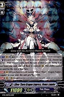 Cardfight!! Vanguard TCG - Silver Thorn Dragon Empress, Venus Luquier (BT15/007EN) - Booster Set 15: Infinite Rebirth