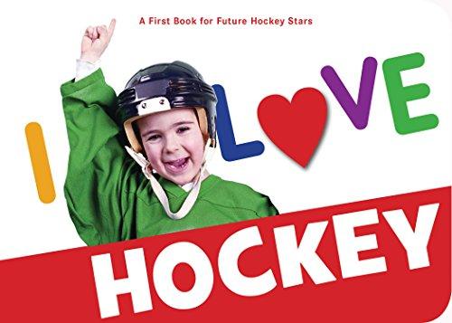 I Love Hockey (English Edition)