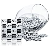 Fair Squared - Lot de 100 préservatifs ultrafins