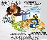 Kit audiovisuel PetraLingua dvd-cd-livres français langue étrangère pour enfants