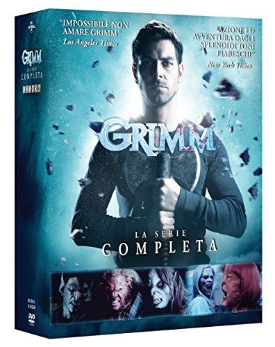 Grimm 1-6 (Box 34 Dvd Serie Completa)