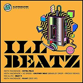 ILL BEATZ, Vol. 2