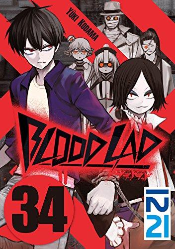 Blood Lad - chapitre 34