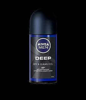Nivea Men Anti Perspirant Black Carbon 50ml