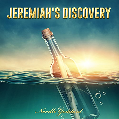 Jeremiah's Discovery audiobook cover art