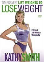 Timesaver: Lift Weights to Lose Weight [DVD]