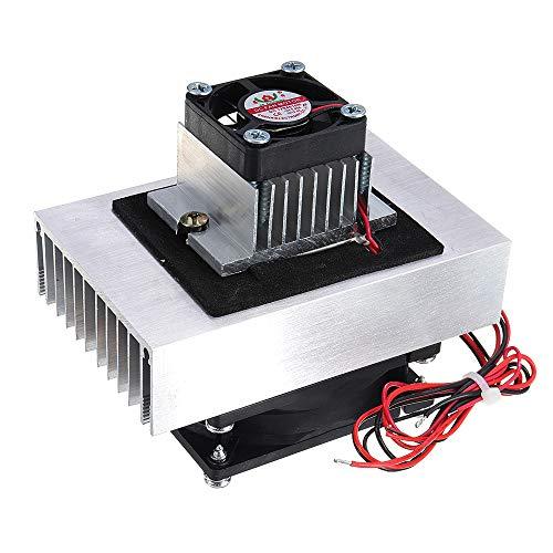 Les XD-37 12 V 72 W elektronisch koelsysteem, halfgeleider-koelsysteem, om zelf te maken