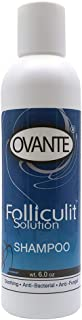 Ovante Anti-Folliculitis Shampoo for Treatment of Scalp folliculitis - 6.0 oz